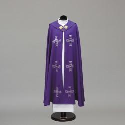 Gothic Cope 10480 - Purple  - 2