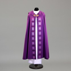 Gothic Cope 10482 - Purple