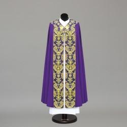 Gothic Cope 10486 - Purple  - 5