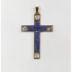 Pectoral Cross 10524  - 1