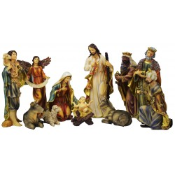 "11 Element Nativity Set 18""..."