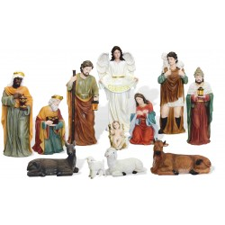 "12 Element Nativity Set 31""..."