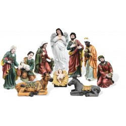 "11 Element Nativity Set 47""..."