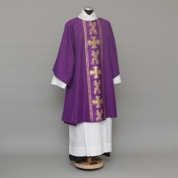 Dalmatic 8935 - Purple