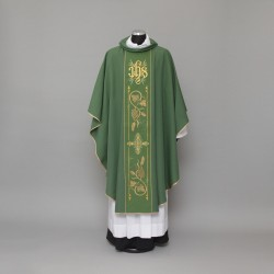 Gothic Chasuble 4413 - Green