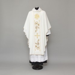 Gothic Chasuble 10809 - Cream