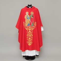 Gothic Chasuble 5159 - Red