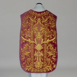 Roman Chasuble 10954 - Rose  - 3