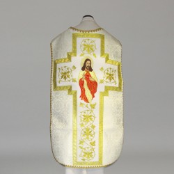 Roman Chasuble 10978 - Cream