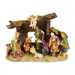 Nativity Set 8'' - 11042