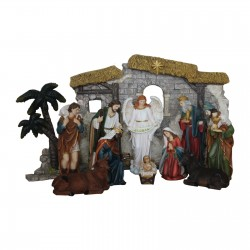 Nativity Set 39'' - 11044
