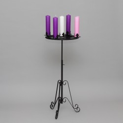 2'' Advent Candle Holder 11090  - 1