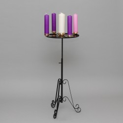 2'' Advent Candle Holder 11092  - 1