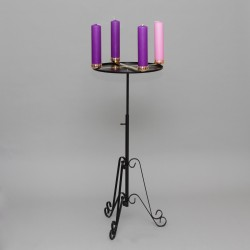 2'' Advent Candle Holder 11149  - 1