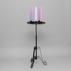 7/8'' Advent Candle Holder 11151  - 1