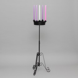 7/8'' Advent Candle Holder...