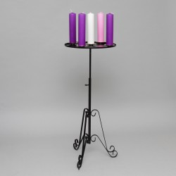 2'' Advent Candle Holder 11164  - 1