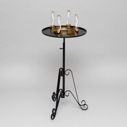 1 1/2'' Advent Oil Candle Holder 11166  - 1