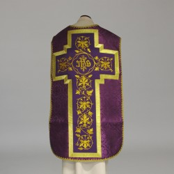 Roman Chasuble 11194 - Purple