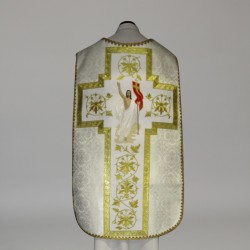 Roman Chasuble 11200 - Cream