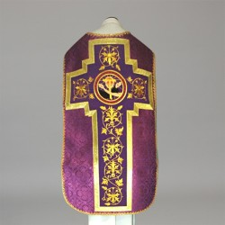 Roman Chasuble 11184 - Purple