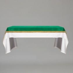 Plain Altar Cover 11222