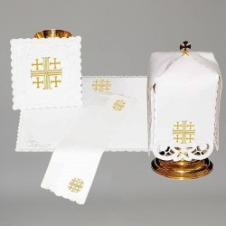 Chalice Linen Set with...