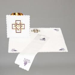 Altar linen set 11368  - 1