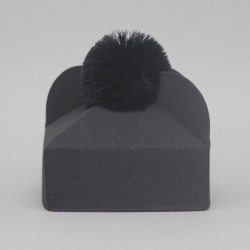 Black biretta 0181