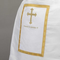 Bespoke Embroidered Dedications  - 1