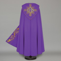 Gothic Cope 11871 - Purple