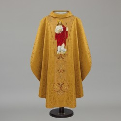 Gothic Chasuble 12068 - Gold