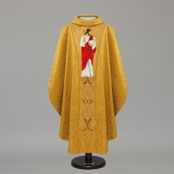 Gothic Chasuble 12069 - Gold