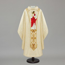 Gothic Chasuble 12071 - Cream