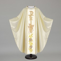 Gothic Chasuble 6505 - Cream