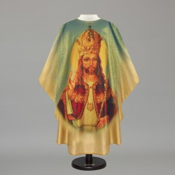 Gothic Chasuble 5195 - Gold