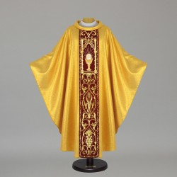 Gothic Chasuble 12085 - Gold
