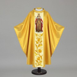 Gothic Chasuble 5488 - Gold