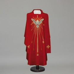 Gothic Chasuble 12139 - Red
