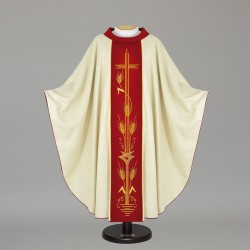 Gothic Chasuble 4335 - Cream