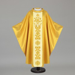 Gothic Chasuble 12147 - Gold