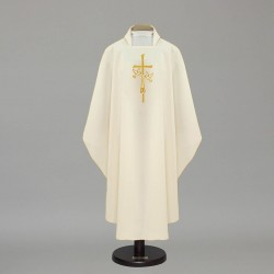 Gothic Chasuble 12149 - Cream