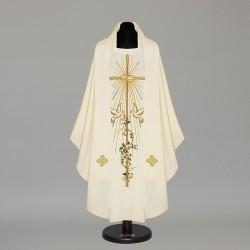 Gothic Chasuble 12150 - Cream