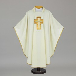 Gothic Chasuble 5344 - Cream