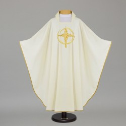Gothic Chasuble 7544 - Cream