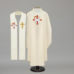 Gothic Chasuble 4281 - Cream
