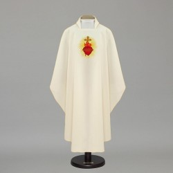 Gothic Chasuble 12182 - Cream