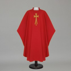 Gothic Chasuble 12201 - Red