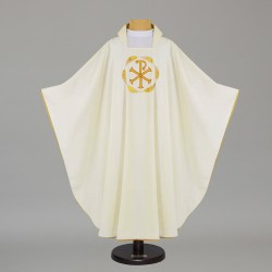 Gothic Chasuble 7582 - Cream