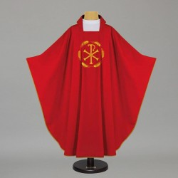 Gothic Chasuble 7507 - Red
